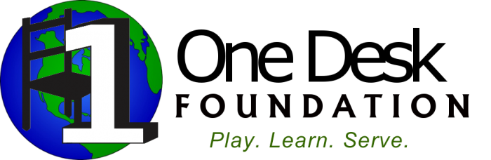 one-desk-foundation-play-learn-serve-logo