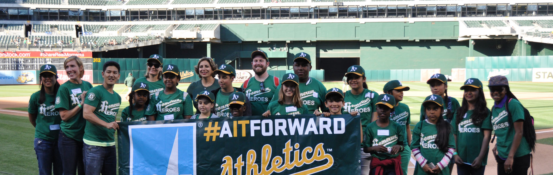 Support HomeRun Heroes and the A's!